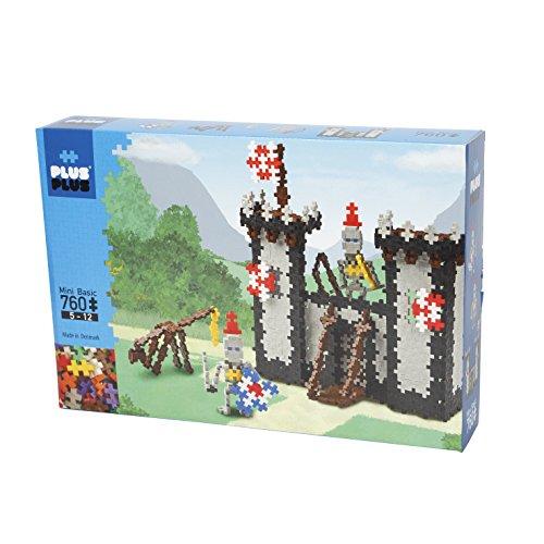 Plus-Plus- Puzzle de construcción (3745)