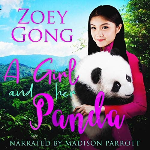 A Girl and Her Panda  audiobook cover art