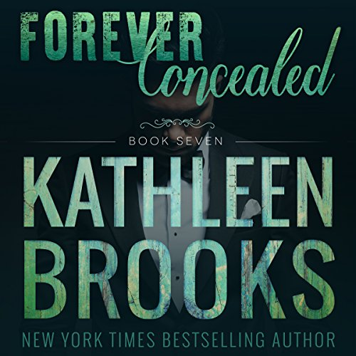 Forever Concealed audiobook cover art
