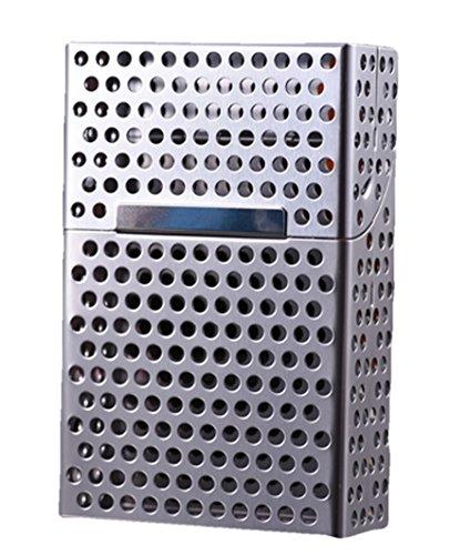 ロキリフ『BOXシガレットケース(箱用銀アルミ)』