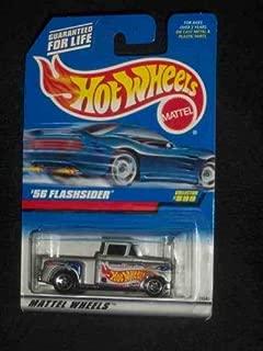 Hot Wheels - 56 Flashsider - Collector #899. 1:64 Scale Truck Replica. Silver Body Color.