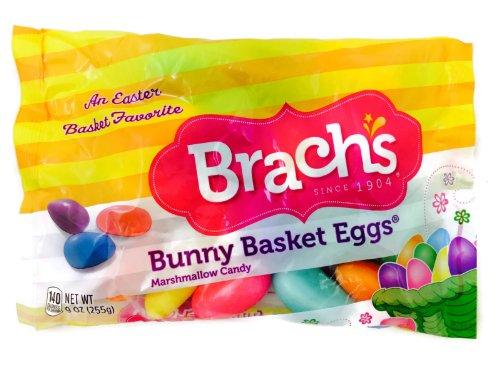 Brachs Bunny Basket Eggs 9 Oz.