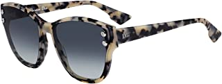 Dior DIOR ADDICT 3 BEIGE HAVANA/GREY SHADED 60/17/145 women Sunglasses