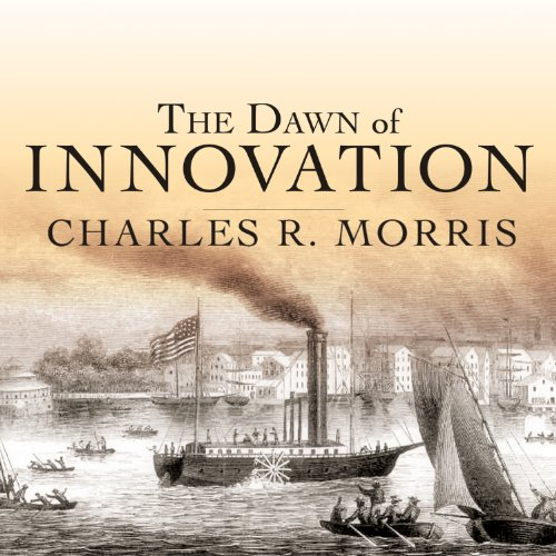 The Dawn of Innovation audiobook cover art