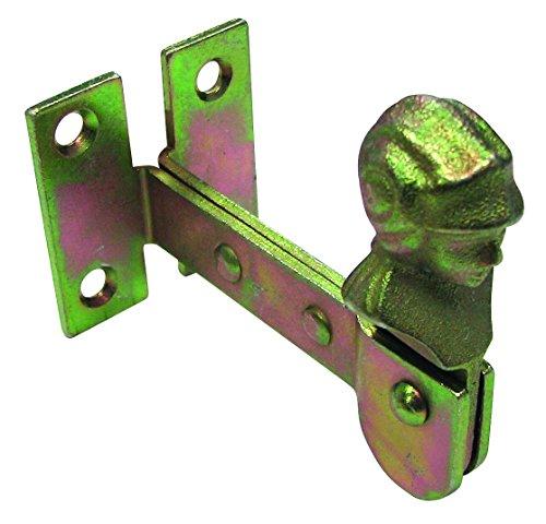 Ventana contraventanas de hierro galvanizado 55mm 1St.