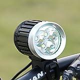 GHB Lampe VTT LED Puissante Lampe Vélo...