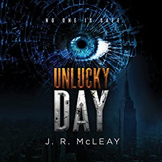 Unlucky Day audiobook cover art