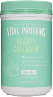 Vital Proteins Beauty Collagen Powder - Melon Mint - 9oz