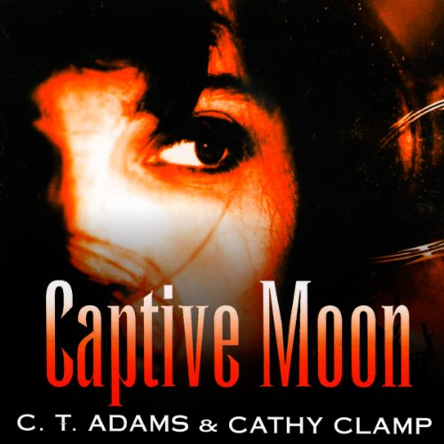 Captive Moon audiobook cover art