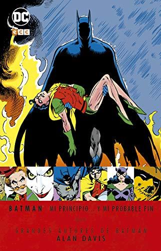 Grandes autores de Batman: Alan Davis - Mi principio.. y mi probable fin (Segunda edición): 1