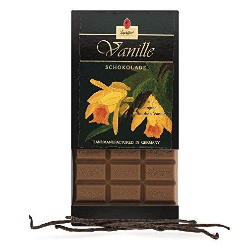 Leysieffer - Vollmilch Schokolade mit original Bourbon Vanille