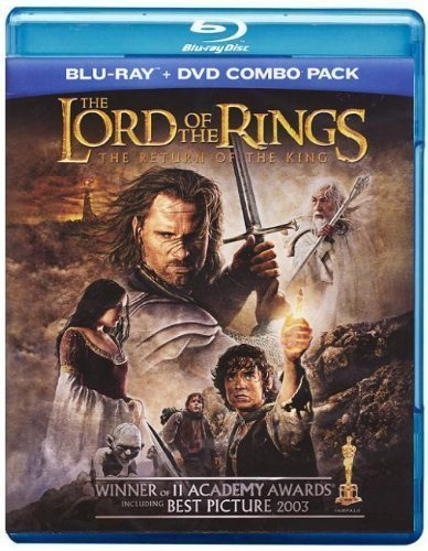 Amazon com: The Lord of the Rings: The Return of the King