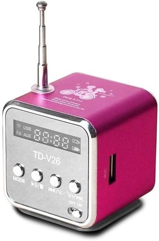 NANSHAN Philadelphia Mall - Music Player with FM Radio USB Ranking TOP6 Mini No Multi-Function