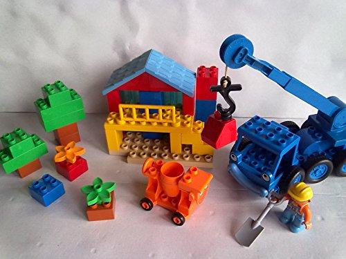 LEGO Duplo Bob der Baumeister 3597 - Heppo und Mixi bei der Arbeit