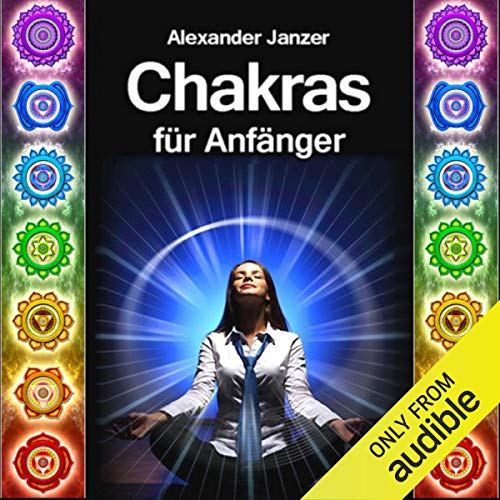 Chakras für Anfänger [Chakras for Beginners] audiobook cover art
