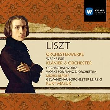 Liszt: Orchesterwerke & Werke für Klavier und Orchester