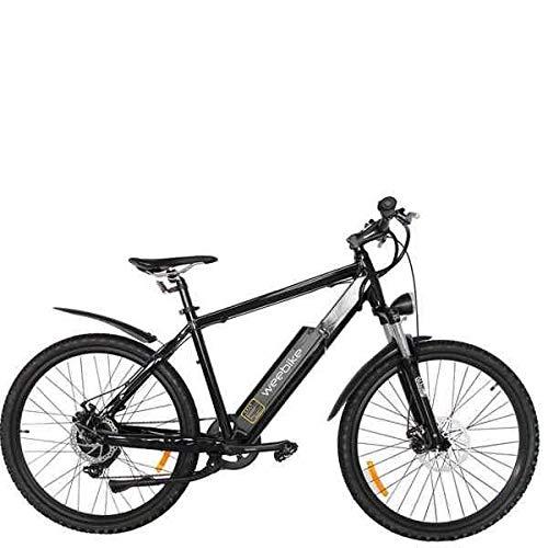 Weebot Street Vélo électrique VTC Mixte Adulte, Noir