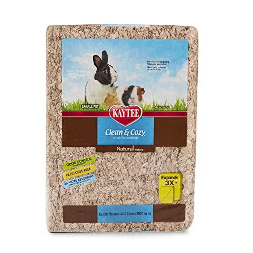 Kaytee Superpet | Clean & Cozy para Animales pequeños/Roedor/Cama para hámster...