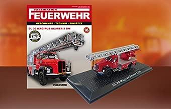 DL 30Magirus Saurer 2DM–Camión bomberos Feuerwehr bomberos Die Cast 1: 72