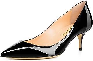 plus de photos 3803f 838ac Amazon.fr : louboutin - Noir / Escarpins / Chaussures femme ...