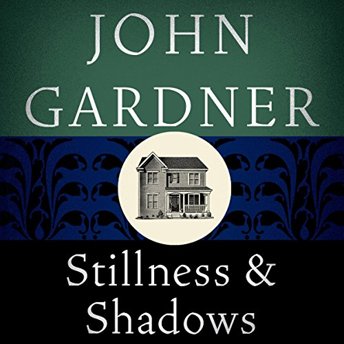 Stillness and Shadows audiobook cover art