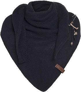 Knit Factory Coco - Bufanda triangular para mujer