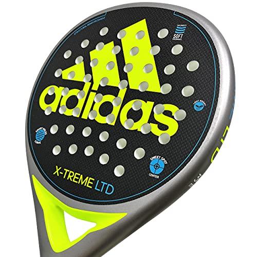 Adidas - Racchetta da paddle, mod. X-Treme LTD, colore giallo