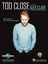 Alex Clare - Too Close - Piano/Vocal Sheet Music