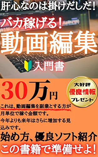 Stupid Segel Douga Henshu New Monsho: Editing software Yahaji Mekatano Strategy Guide (Japanese Edition)