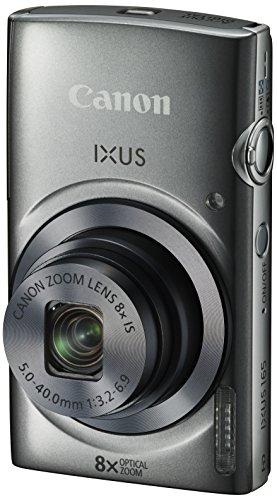Canon IXUS 165 SILVER Fotocamera Compatta