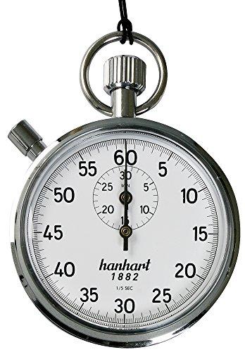HANHART(ハンハルト) アナログストップウォッチSTS 1/5積算式 122-05S