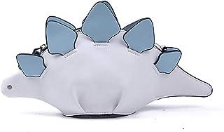 Sipobuy 3D Dinosaurier Form Handtasche Schulter Messenger Tasche Brieftasche Für Mädchen Teens Frauen, Einzigartige Nette ...
