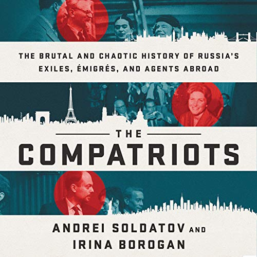Couverture de The Compatriots