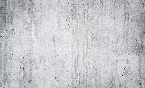 ForWall Fototapete Vlies - Tapete Moderne Wanddeko Beton VEXXXL (416cm. x 254cm.) AMF12136VEXXXL Wandtapete Design Tapete Wohnzimmer Schlafzimmer