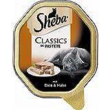 Sheba Classics mit Ente & Huhn 36x 85g Katzenfutter nass
