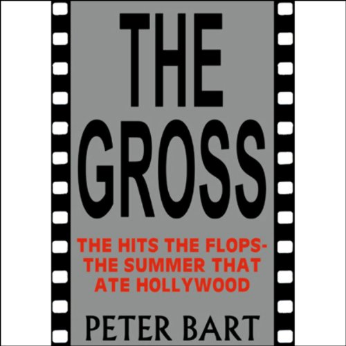 The Gross audiobook cover art