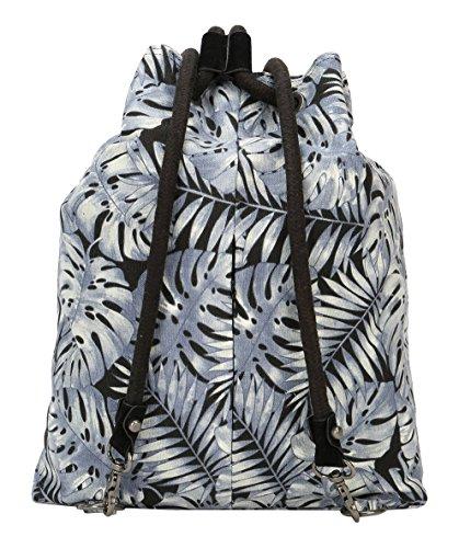 Mi-Pac Premium Kit Bag Sac à Cordon, 47 cm, Gris(Tropical Grey)