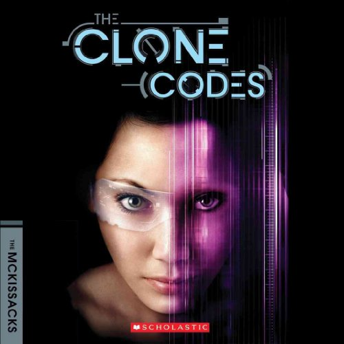 The Clone Codes audiobook cover art