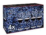 Riedel 5416/0-1 Vinum Cabernet Sauvignon / Merlot 4erSet