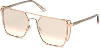 Sunglasses Guess By Marciano GM 0799 54Z Red Havana//Gradient Or Mirror Violet