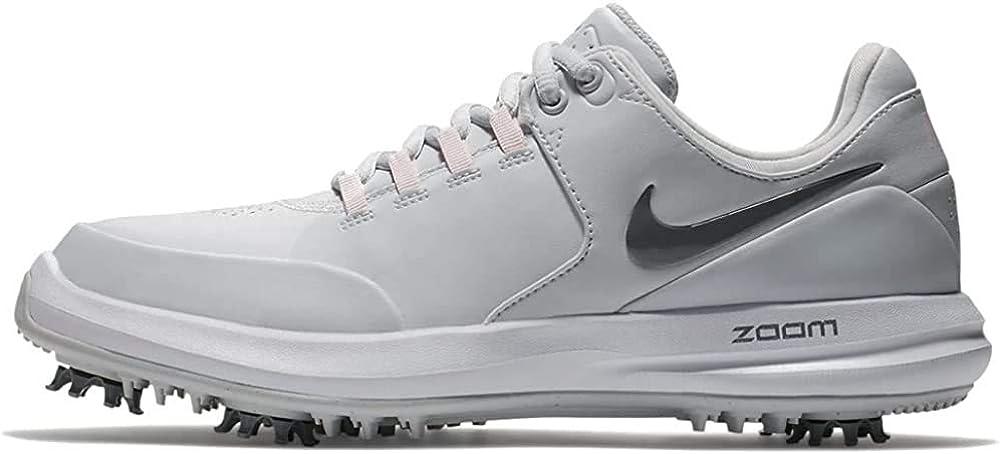 Digno Química Premisa  Amazon.com | Nike Womens Air Zoom Accurate Golf Shoe - Pure Platinum/Cool  Grey (9 B US) | Golf