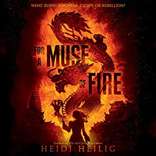 For a Muse of Fire                   Written by:                                                                                                                                 Heidi Heilig                               Narrated by:                                                                                                                                 Emily Woo Zeller                      Length: 11 hrs and 20 mins     Not rated yet     Overall 0.0