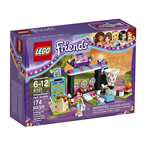 LEGO® Friends Amusement Park Arcade 41127 Popular Kids Toy