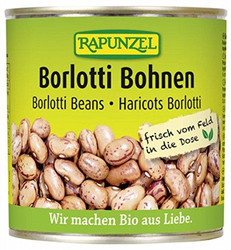 Rapunzel Borlotti Bohnen in der Dose, 400 g