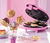 Bella Pie Pop Maker - Pink
