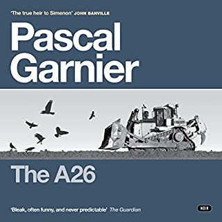 The A26 cover art