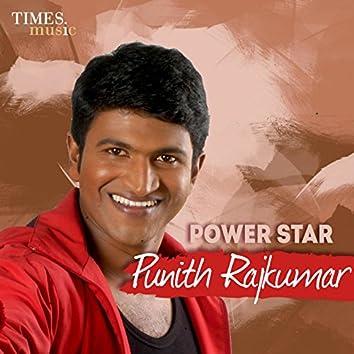 Power Star Punith Rajkumar