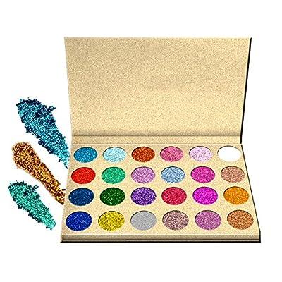 SOMEAS 24 Farben Lidschatten