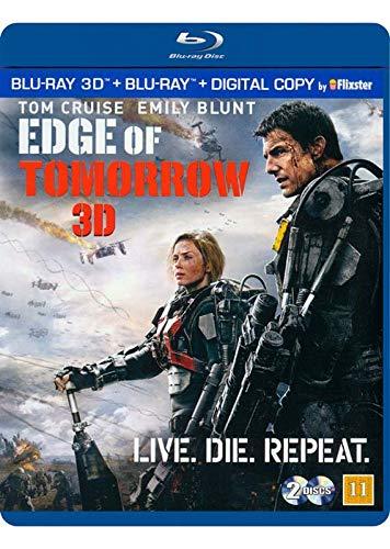 Edge of Tomorrow (3D & 2D) [ Blu-Ray, Reg.A/B/C Import - Denmark ]