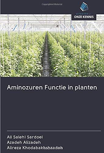Aminozuren Functie in planten